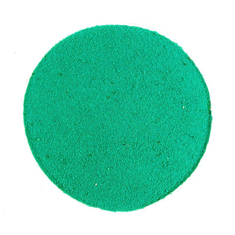 Песок для песочной церемонии, цвет изумрудный