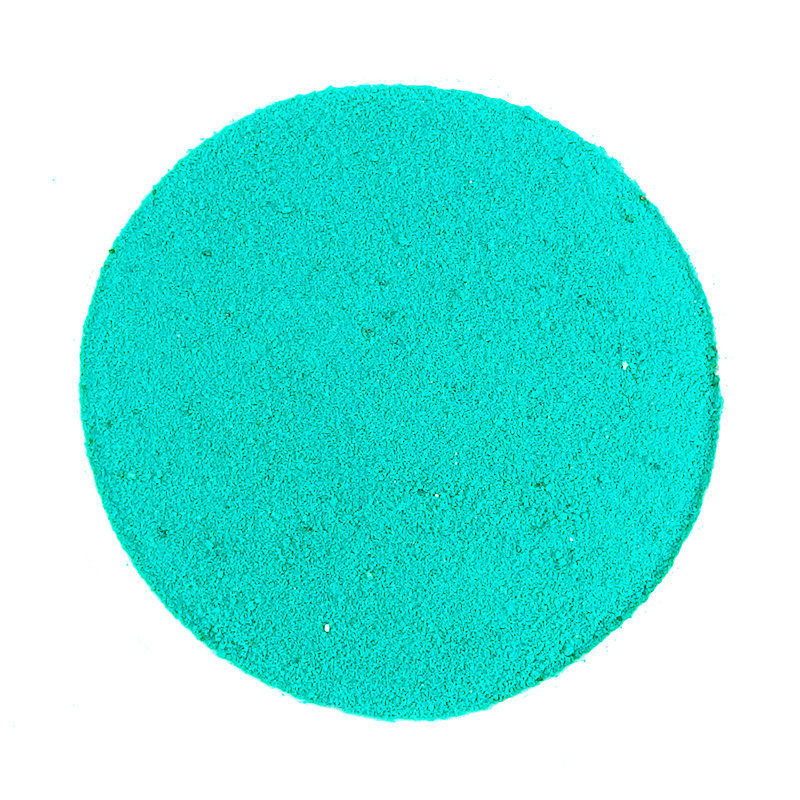 Песок для песочной церемонии, цвет бирюзовый
