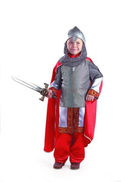 Русские богатыри костюмы своими руками