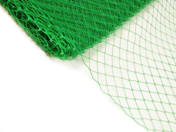 Сетка вуаль зеленая 25см