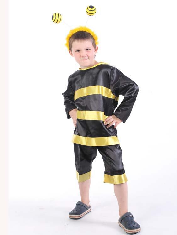 Как сделать костюм шмеля своими руками для мальчика