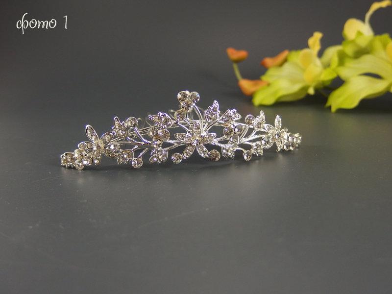 Гребень для свадебной прически 36376