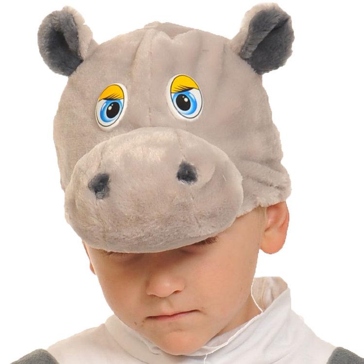 Карнавальные шапочки для детей