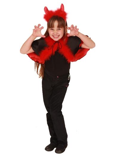Карнавальный костюм черта для мальчика своими руками