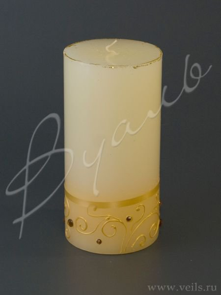 Свадебная свеча Классика