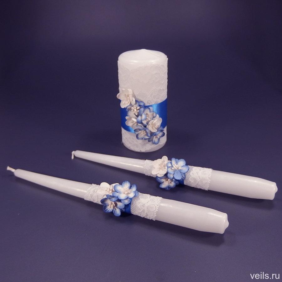 Домашний очаг Прованс, 3 свечи в наборе