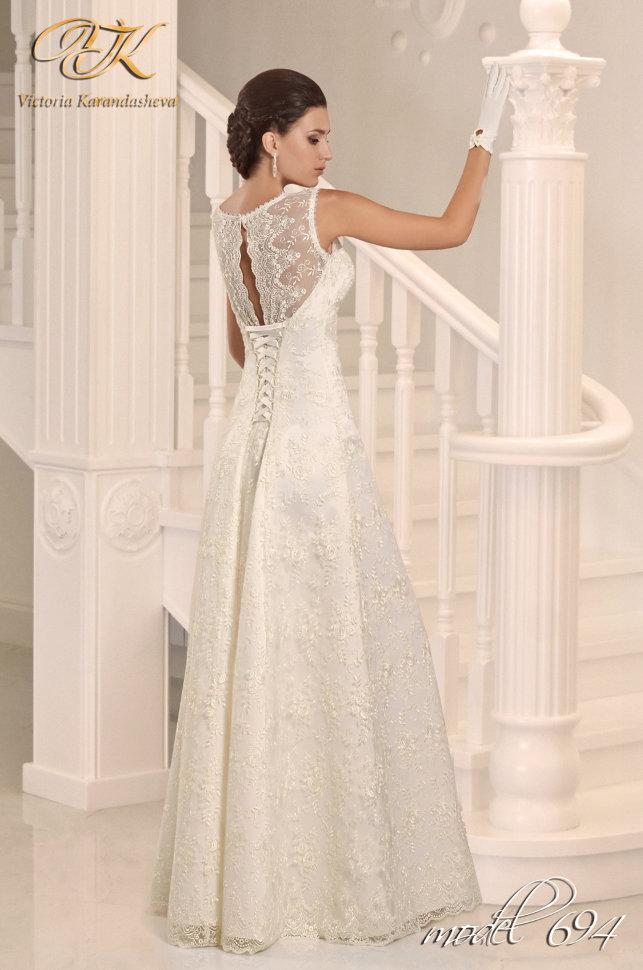 Свадебные Платья Размер Купить