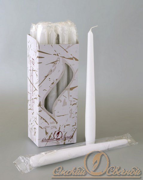 Свеча античная для декорирования, 001201