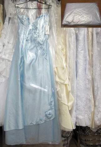 Чехлы для платьев 70х150, 10 шт.