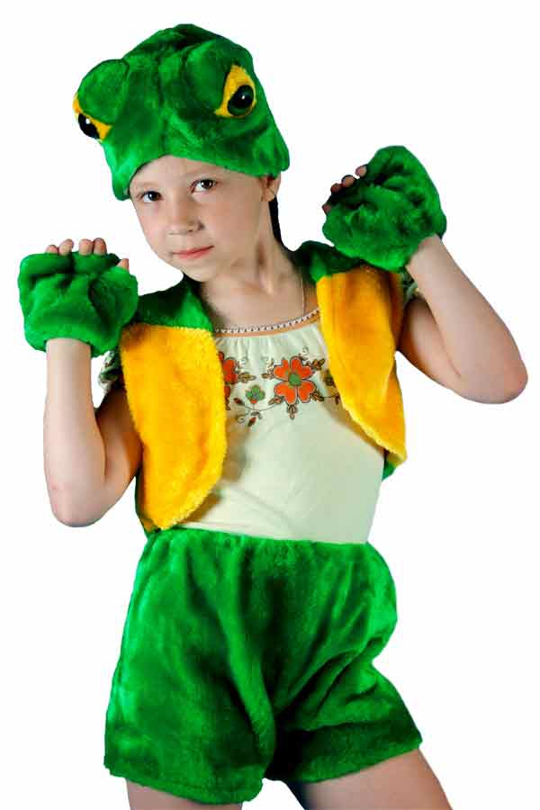 Костюм жабы для мальчика