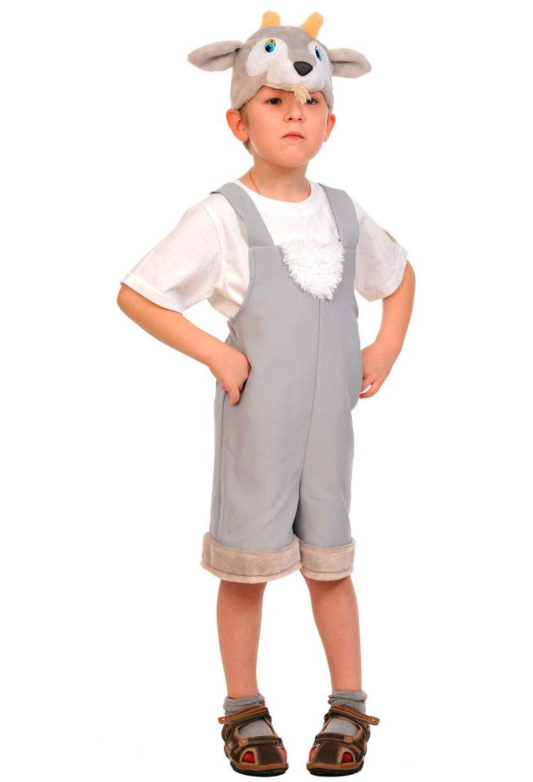 Детский костюм козлика своими руками