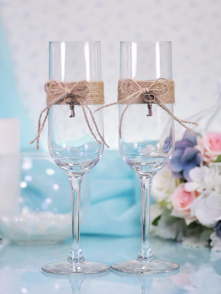 которой свадьба фото с бокалами собирать