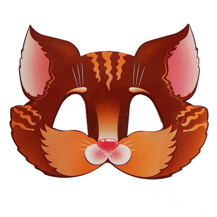 это маски животных для фото шаблоны деникина прошел путь