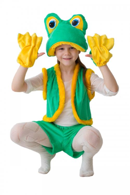 Где купить новогодний костюм лягушка
