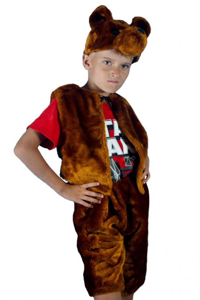 Костюм Медведь С1061 - купить в интернет-магазине Вуаль по цене 1 ... 994c7e7e8baf1