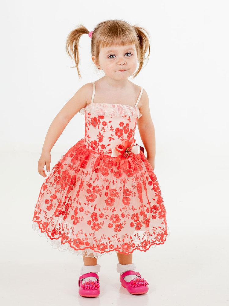 Картинки девочек в платье